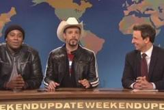 SNL's Brad Paisley And LL Cool J Declare Victory Over Racism